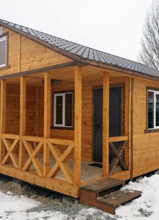 Дачные домики по доступным ценам