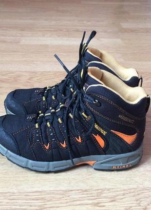 Термо ботинки meindl германия 34 размера