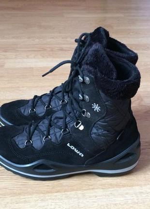 Зимние термо ботинки lowa германия 39,5 размера