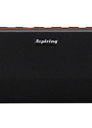 Портативная акустическая колонка мощная с радио и bluetooth AS...