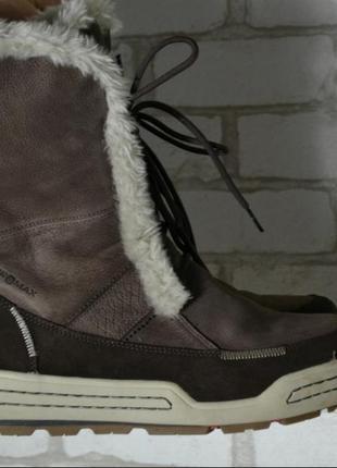 Ботинки, сапоги ecco.