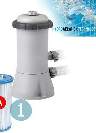 Фильтр-насос для каркасных и наливных бассейнов Intex 28638, 3...