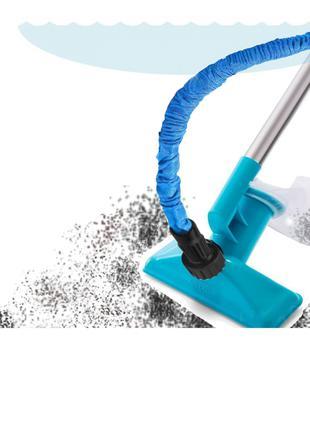 Набор аксессуаров для чистки дна бассейна от садового шланга I...