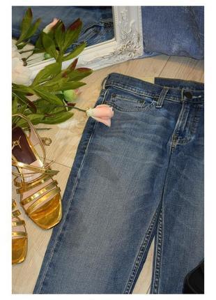 Фирменные джинсы скини hollister