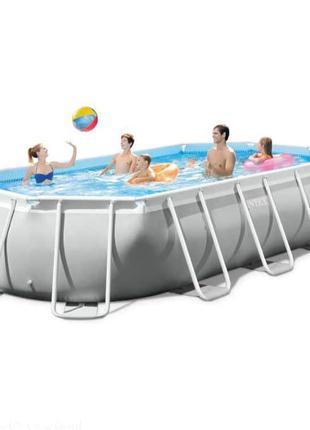 Каркасный бассейн Intex 26796 - 0 (чаша, каркас), 503 x 274 x ...