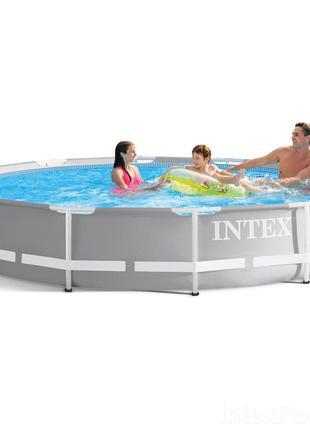 Каркасный бассейн Intex 26710 - 5, 366 x 76 см (3 785 л/ч, под...