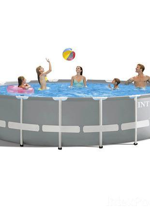 Каркасный бассейн Intex 26732 - 0 (чаша, каркас), 549 x 122 см