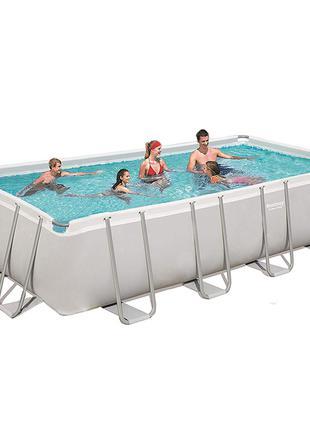 Каркасный бассейн Bestway 56465 - 0 (чаша, каркас), 549 х 274 ...