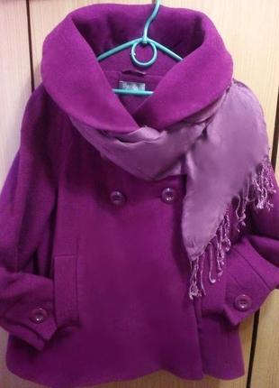 Модное пальто wallis