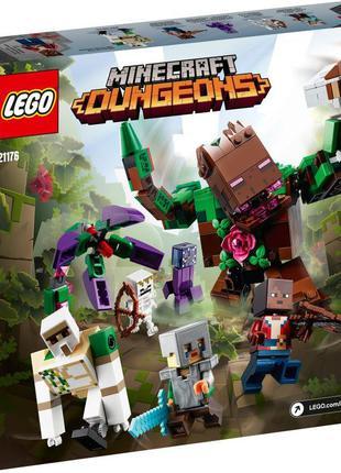 LEGO Конструктор Minecraft Гидота з джунглів