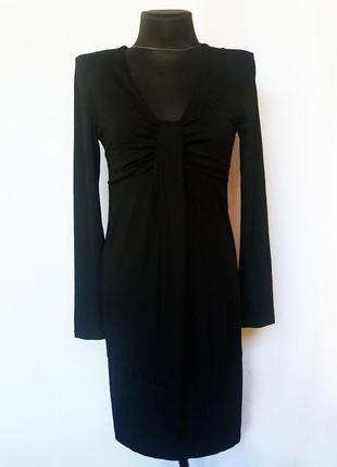 Суперцена. стильное платье, манжет. новое, р. 42-46