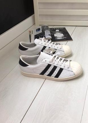 Кроссовки оригинал adidas superstar 30 см 46р