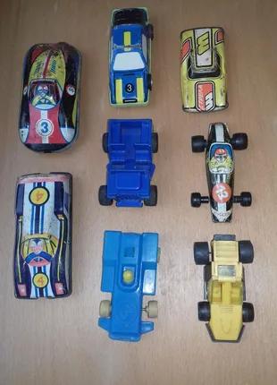 Машинки СССР