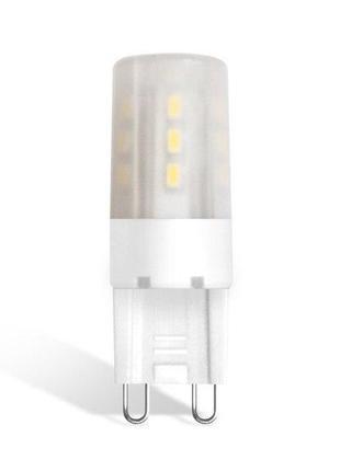 Лампа светодиодная LED LUMINARIA G9 3W 3000K
