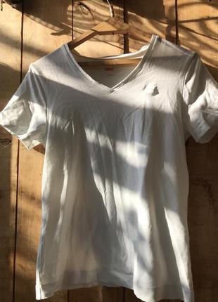 Футболка puma, белая футболка пума