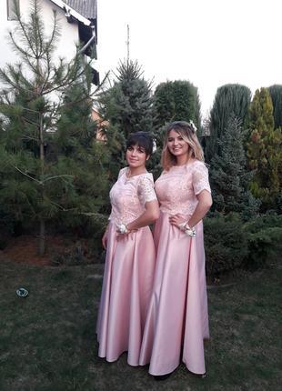 сукні для дружок під замовлення прокат