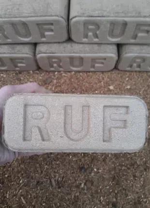 Брикет топливный RUF (руф).