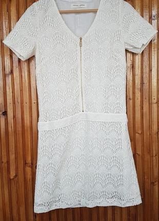 Красивое кружевное платье la redoute