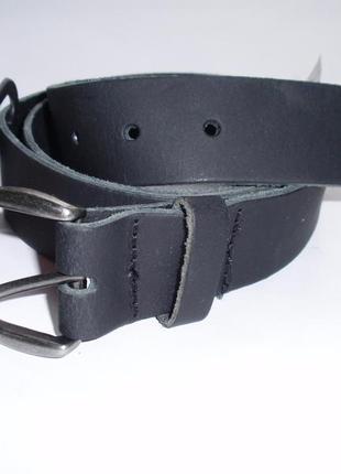 Кожаный мужской ремень бренд accessoires c&a германия р. м, l