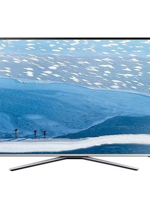 Samsung 4К UE49KU6402 Телевизор смарт