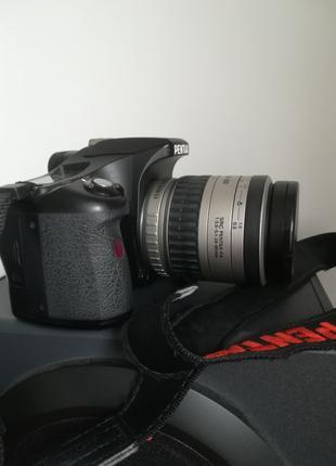 Фотоапарат Pentax K200D з сумкою