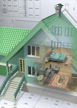 Будівництво споруд різних типів