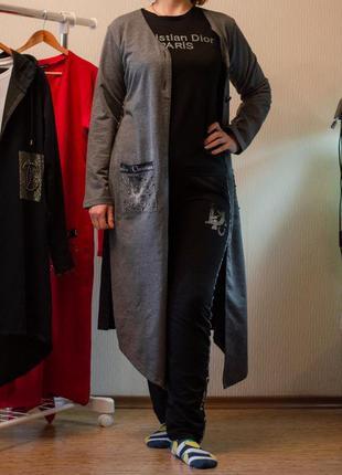 Женский костюм -тройка,турция.