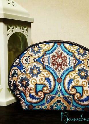 Косметичка для вышивки бисером алжир