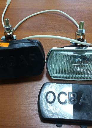 Фара противотуманная белая ГАЗ 3102, 31029, 3110, КАМАЗ