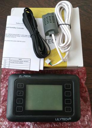 Терморегулятор Lilytech ZL 7901A ПИД контроллер температуры и ...