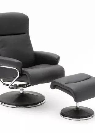 Кресло релакс и подставка для ног