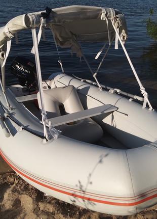 ПродамНовую Надувную Лодку Колибри 360