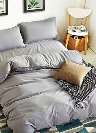 Однотонное постельное белье бязь голд пакистан.