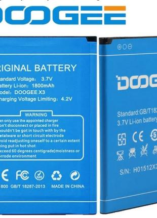 Батарея для Doogee x3