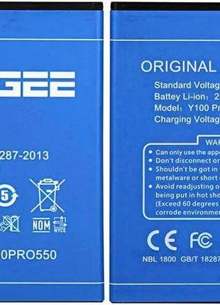 Аккумулятор батарея для Doogee y100 pro