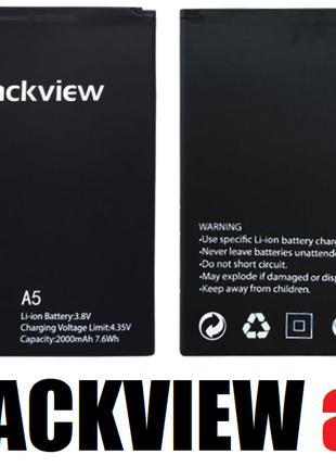 Аккумулятор, батарея для Blackview A5