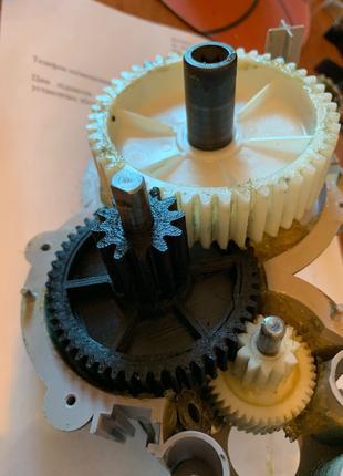 3D печать, 3D моделирование, производство шестерней, ремонт