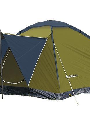 Палатка туристическая, кемпинговая 4-х местная Presto Acamper ...