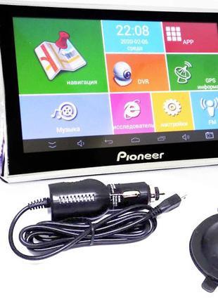 7'' Планшет навигатор автомобильный Pioneer A7001S - Видеореги...