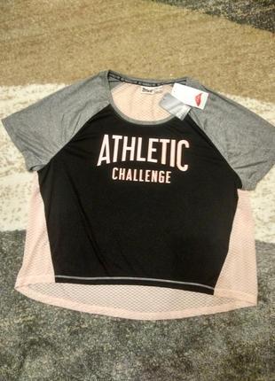 Женская спортивная футболка crivit