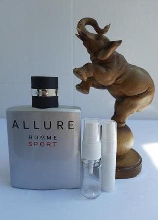 ♥️chanel allure homme sport