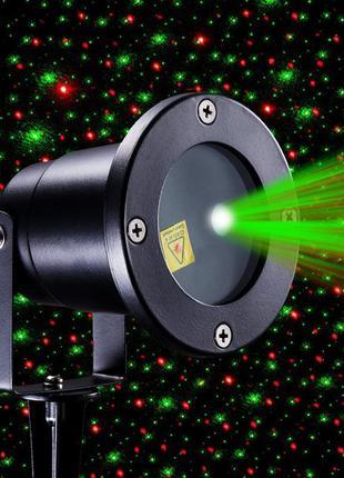 Мощный декоративный лазерный проектор laser light Outdoor RD-8006