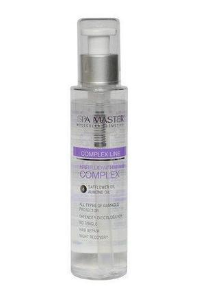 Флюид для волос с комплексом витаминов SM 111 (125мл) Spa Mast...