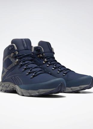 Мужские ботинки reebok trailchaser mid артикул fu8508