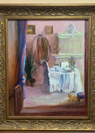 "Красивая картина ""Рожева кімната"""
