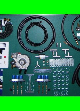 (ціна без балона) Комплект ГБО 4 на 6-цил Інжектор - KME/Taurus/T