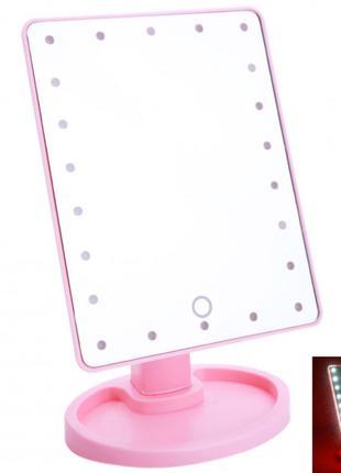 Сенсорное настольное зеркало для макияжа UTM Magic Makeup с 22...