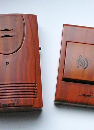 Звонок беспроводный Lemanso LDB55