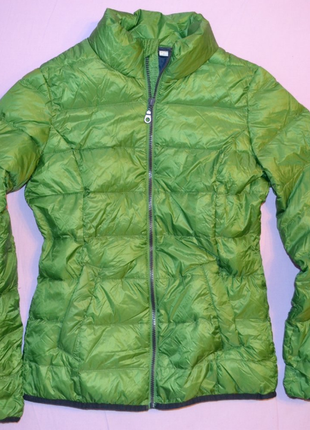 Пуховик, куртка пуховая размер м
