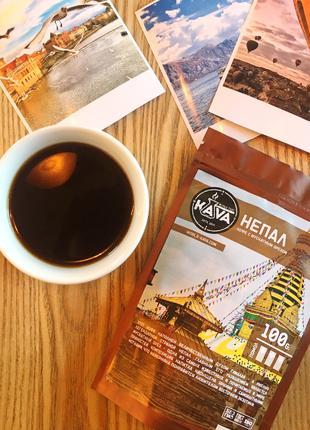 Кофе со специями (мускатным орехом) 500г